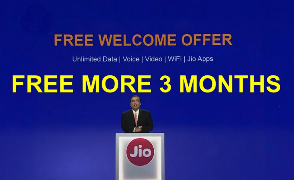 Reliance Jio is leading company in Mobile Data consumption