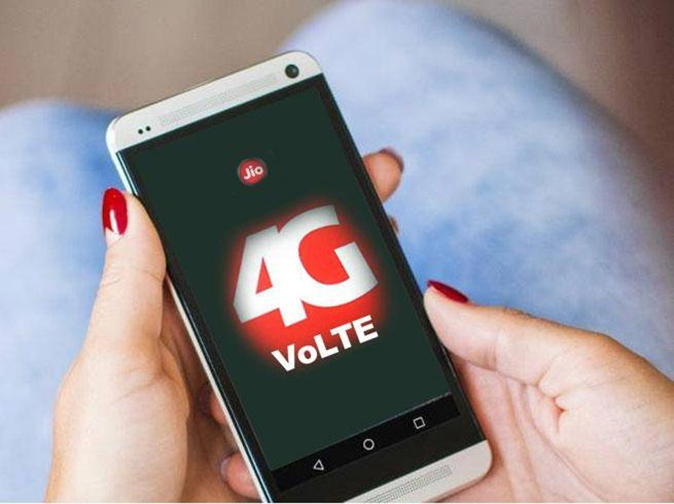 Reliance Jio to first introduced VoLTE calls service