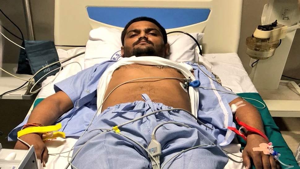 अहमदाबाद: उपवास के 14वें दिन हार्दिक पटेल की तबीयत बिगड़ी, अस्पताल में हुए भर्ती