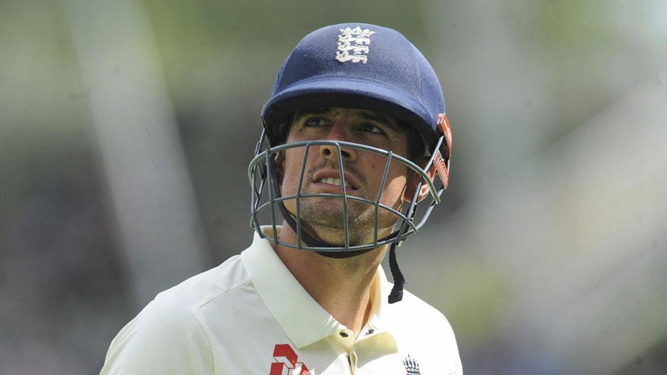VIDEO: एलिस्टर कुक के आखिरी टेस्ट में टीम इंडिया ने दिया उन्हें यह सम्मान