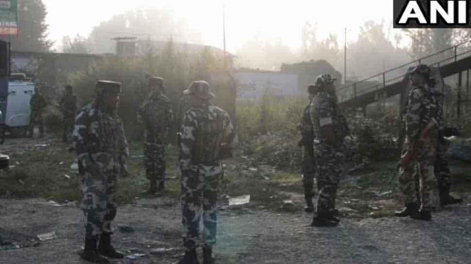 जम्मू कश्मीर में पुलिस पिकेट पर हमला, एक आंतकवादी की मौत
