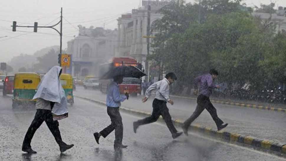 मध्य प्रदेश के इन जिलों में जोरदार बारिश, निचले इलाकों में भरा पानी