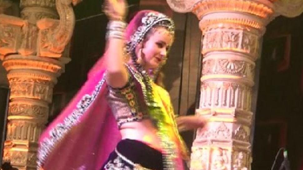 जैसलमेर में डांस टूरिज्म की नई पहल, डांस सीखने आ रहे है सैलानी