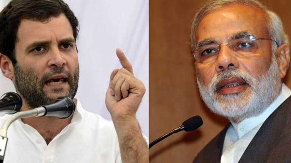 70 साल में रुपया इतना नहीं गिरा, सरकार है चुप : राहुल गांधी