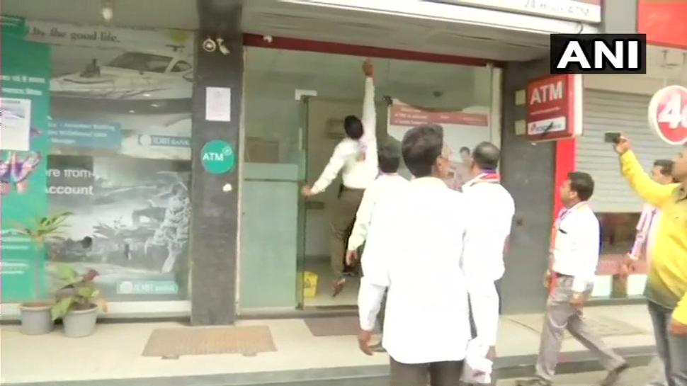 भारत बंद: मध्यप्रदेश की आर्थिक राजधानी में प्रभावित हुआ करोड़ों का कारोबार