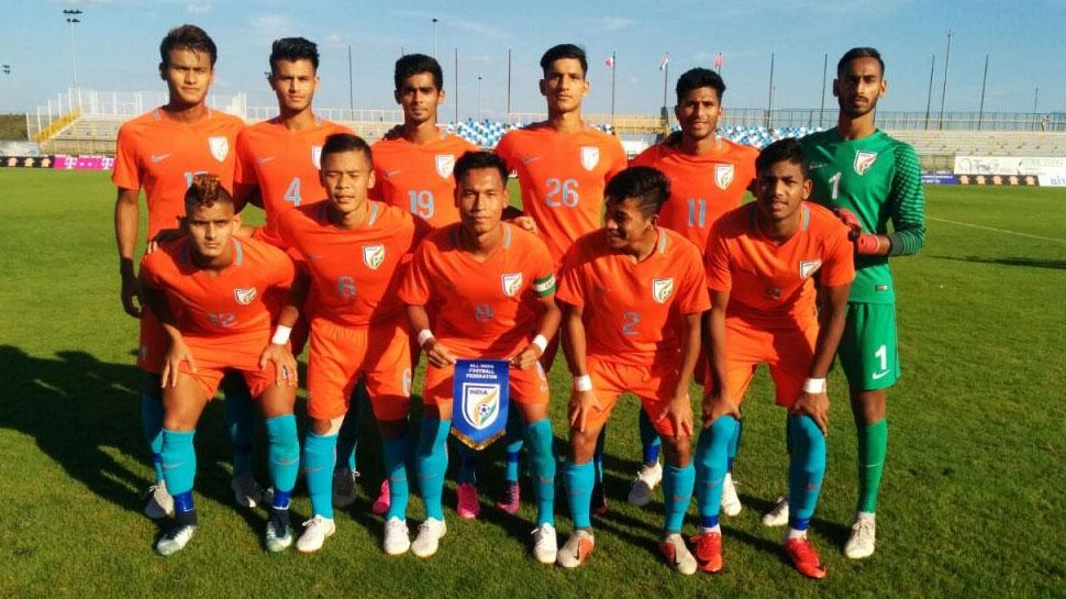 U-19 Tournament: फ्रांस से हारा भारत लेकिन कोच टीम के प्रदर्शन से खुश