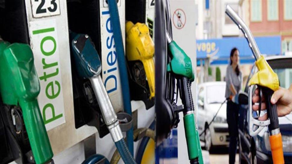 Check meter speed at petrol pump