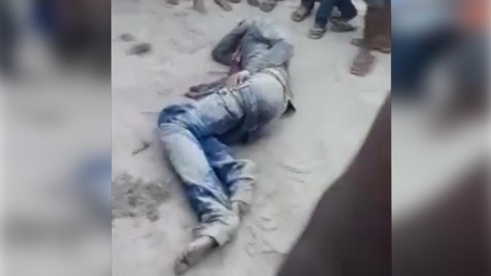 सीतामढ़ी : लुटेरे के नाम पर युवक की मॉब लिंचिंग, PMCH में मौत