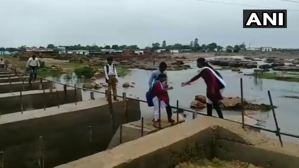 Student risking their lives