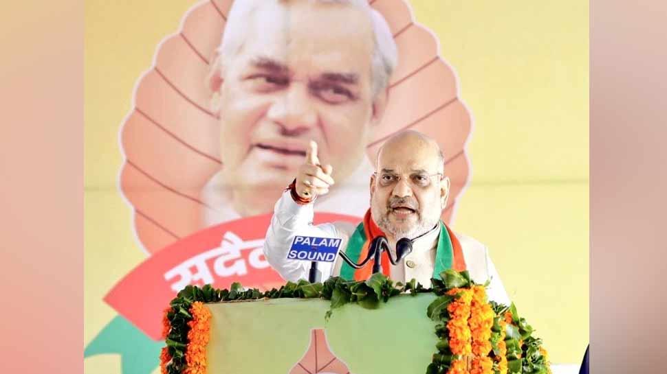 आगामी लोकसभा चुनावों का ट्रेलर हैं राजस्थान विधानसभा चुनाव : अमित शाह