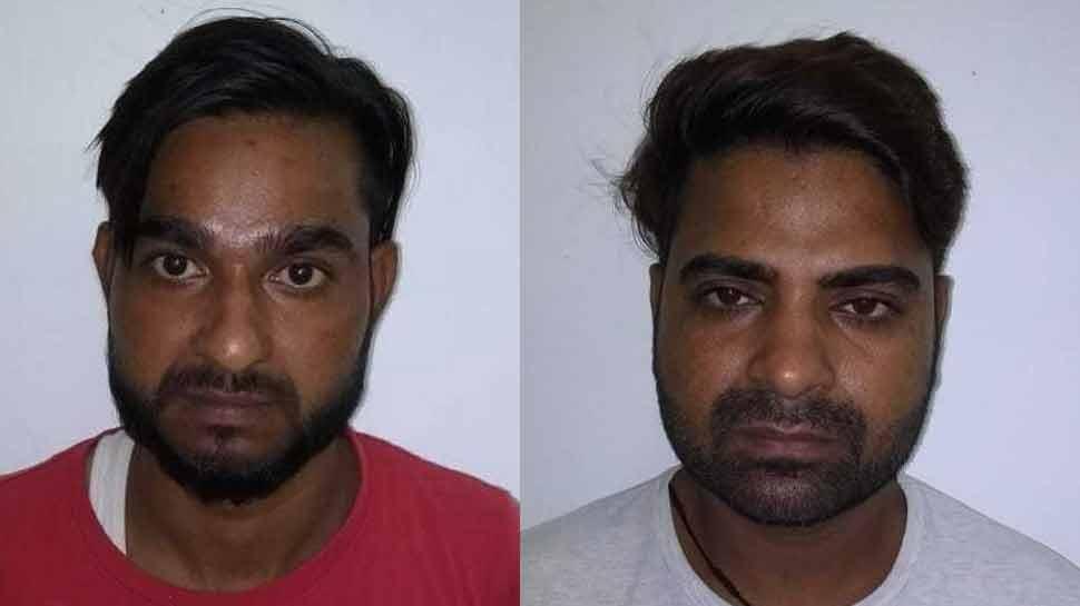 पुलिस के हत्थे चढ़े ATM फ्रॉड करने वाले 2 बदमाश, मदद करने के नाम पर बदल देते थे कार्ड