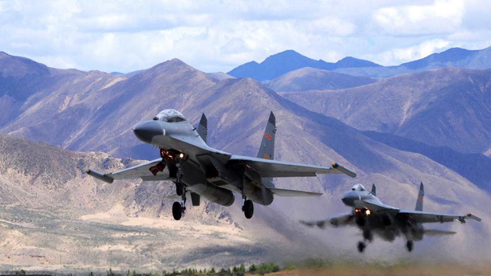 वायुसेना प्रमुख का खुलासा, 'चीन ने तिब्बत में लड़ाकू विमान तैनात किए'