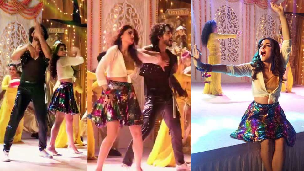 'बप्पा' के स्वागत में 'कुंडली भाग्य' की प्रीता ने ऐसा किया डांस, वायरल हो रहा है Video