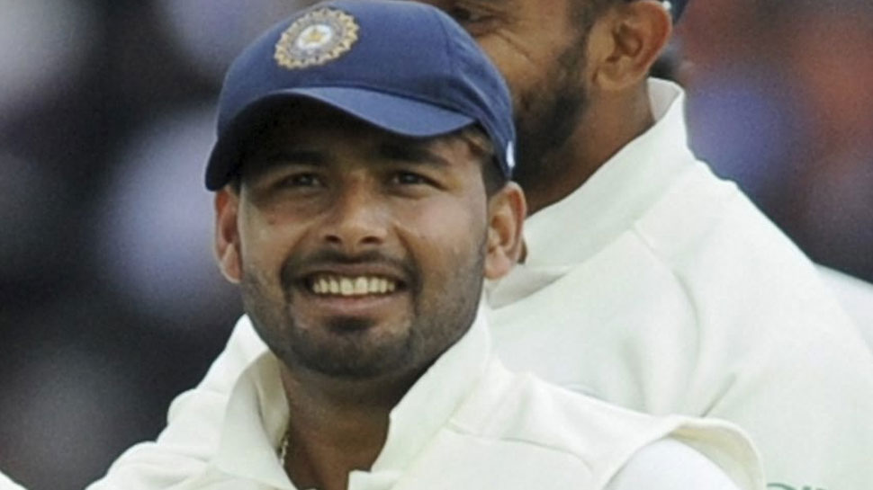 Records in debut test