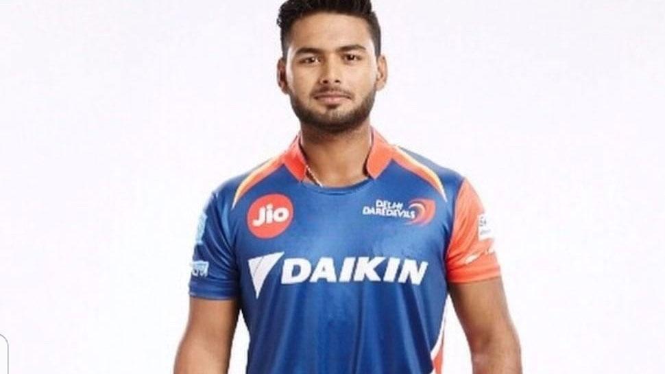 Pant in IPL 2018
