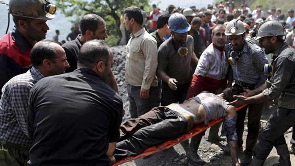 पाकिस्तान : कोयला खदान में मिथेन गैस की वजह से विस्फोट, 9 लोगों की मौत