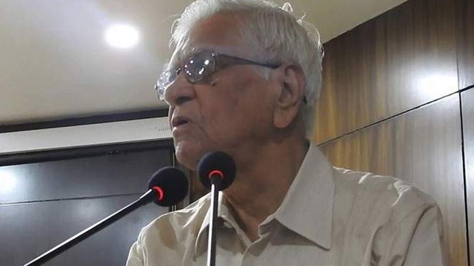 जाने माने आर्थिक विशेषज्ञ प्रोफेसर विजय शंकर व्यास का 87 की उम्र में हुआ निधन