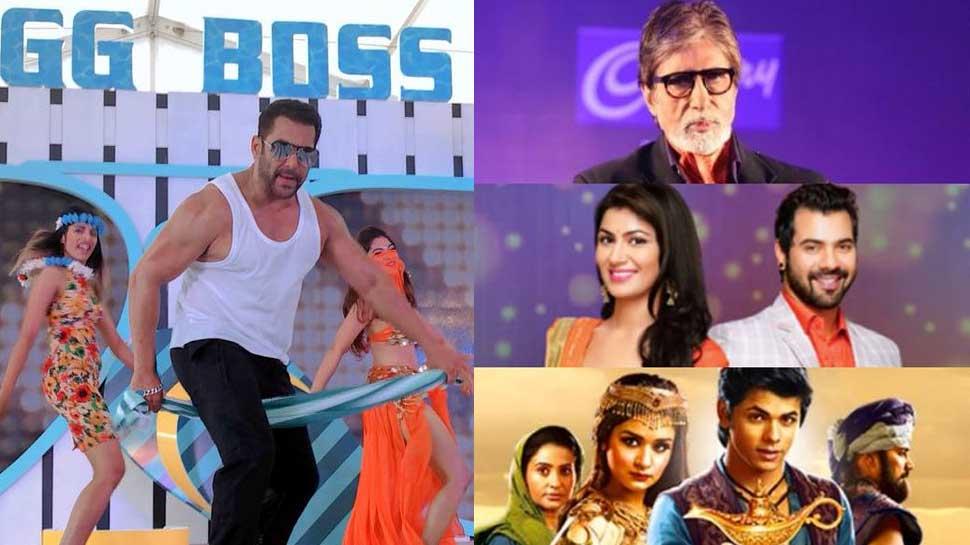 Boss सलमान खान की TV पर Big एंट्री, इन शोज के छुड़ाने वाली है पसीने..