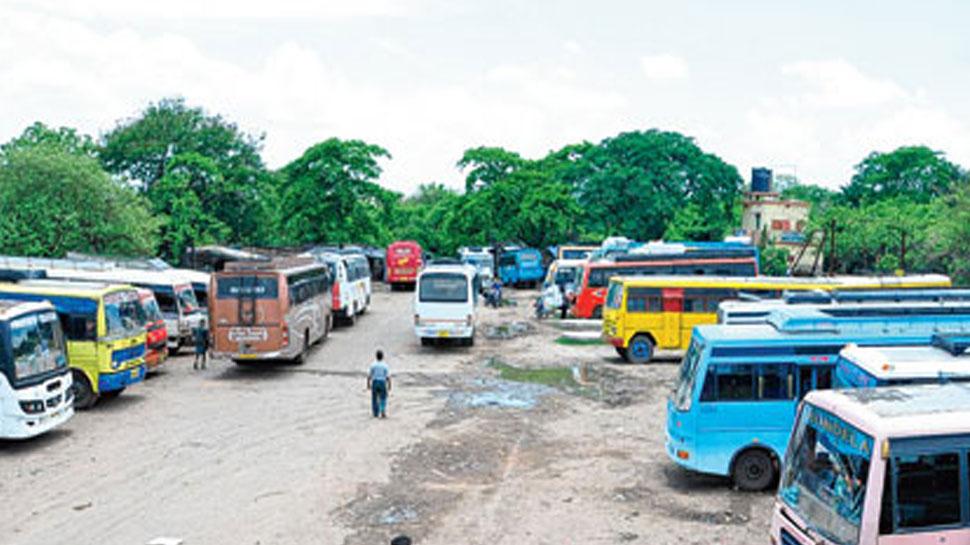 पेट्रोल-डीजल की कीमतों में बढ़ोत्तरी का असर, रांची में बढ़ा निजी बसों का किराया