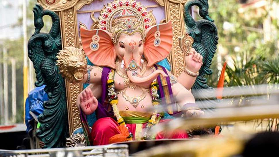 Ganesh Sthapana Puja on Chaturthi 2018