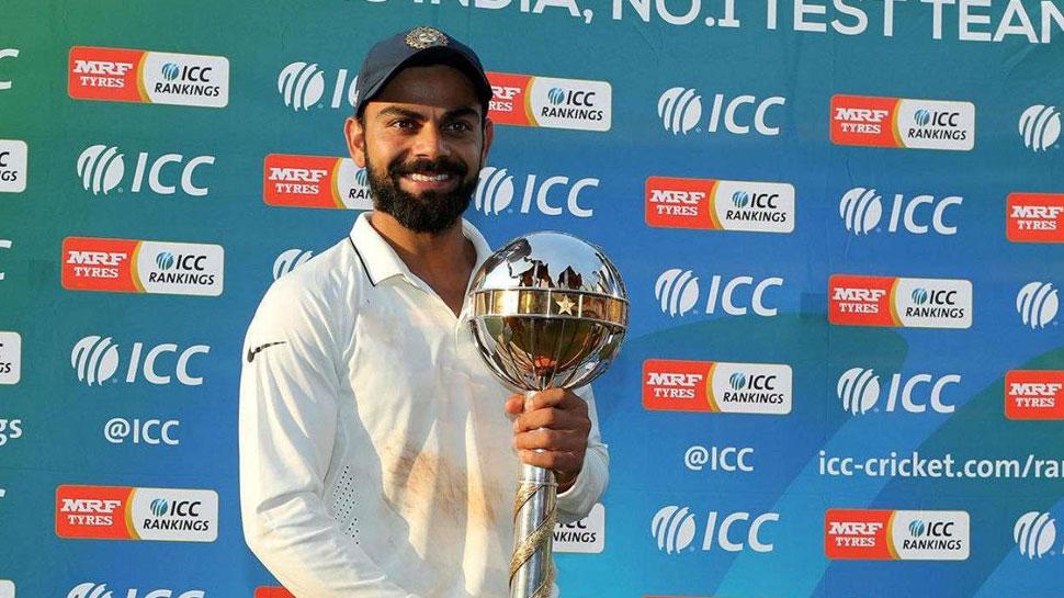 ICC Test Ranking: 10 अंक गंवाकर भी टीम इंडिया टॉप पर कायम, लेकिन आगे है कड़ी परीक्षा