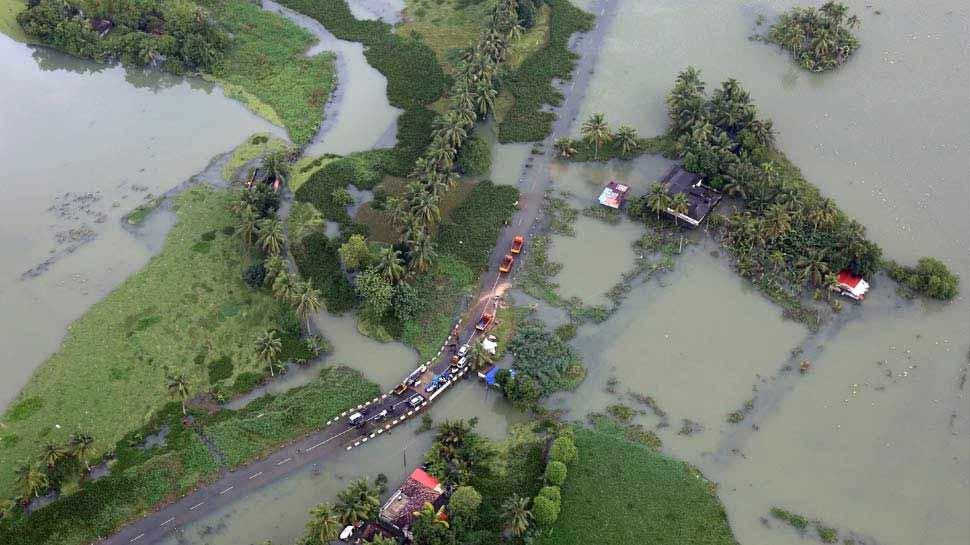 भयावह बाढ़ के बाद अब केरल पर मंडरा रहा है 'सूखा' पड़ने का खतरा