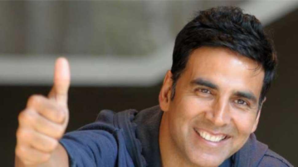अक्षय कुमार बोले- हेल्दी फ्यूचर के लिए सफाई को महत्व देना चाहिए