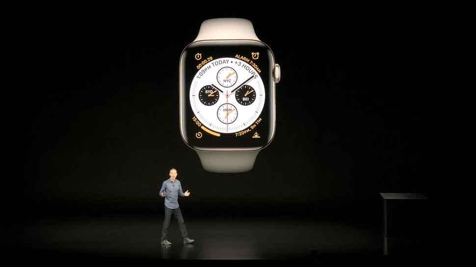 Apple iPhones लॉन्च इवेंट, टिम कुक ने लॉन्च की स्मार्ट घड़ी और iPhones 10X(s)