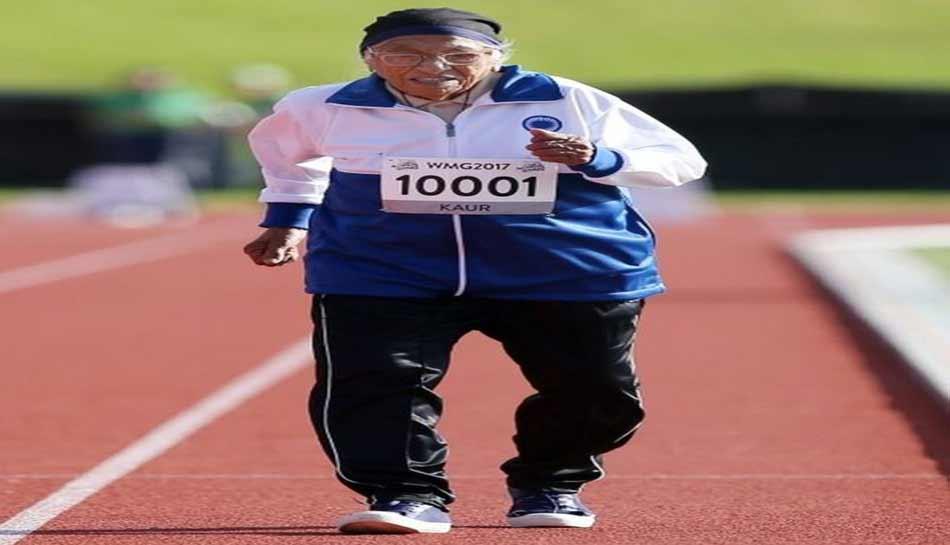 जज्बात और जुनून उम्र के इस पड़ाव में भी जारी,102 साल की मन कौर ने दौड़ में जीता गोल्ड