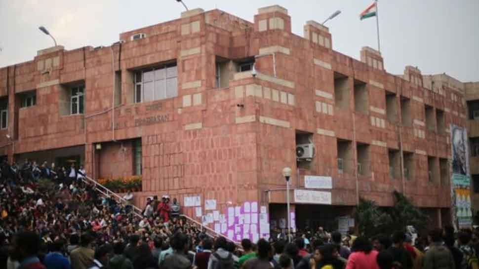 JNU Election 2018 : दिल्ली यूनिवर्सिटी के बाद आज जेएनयू में डाले जा रहे हैं वोट