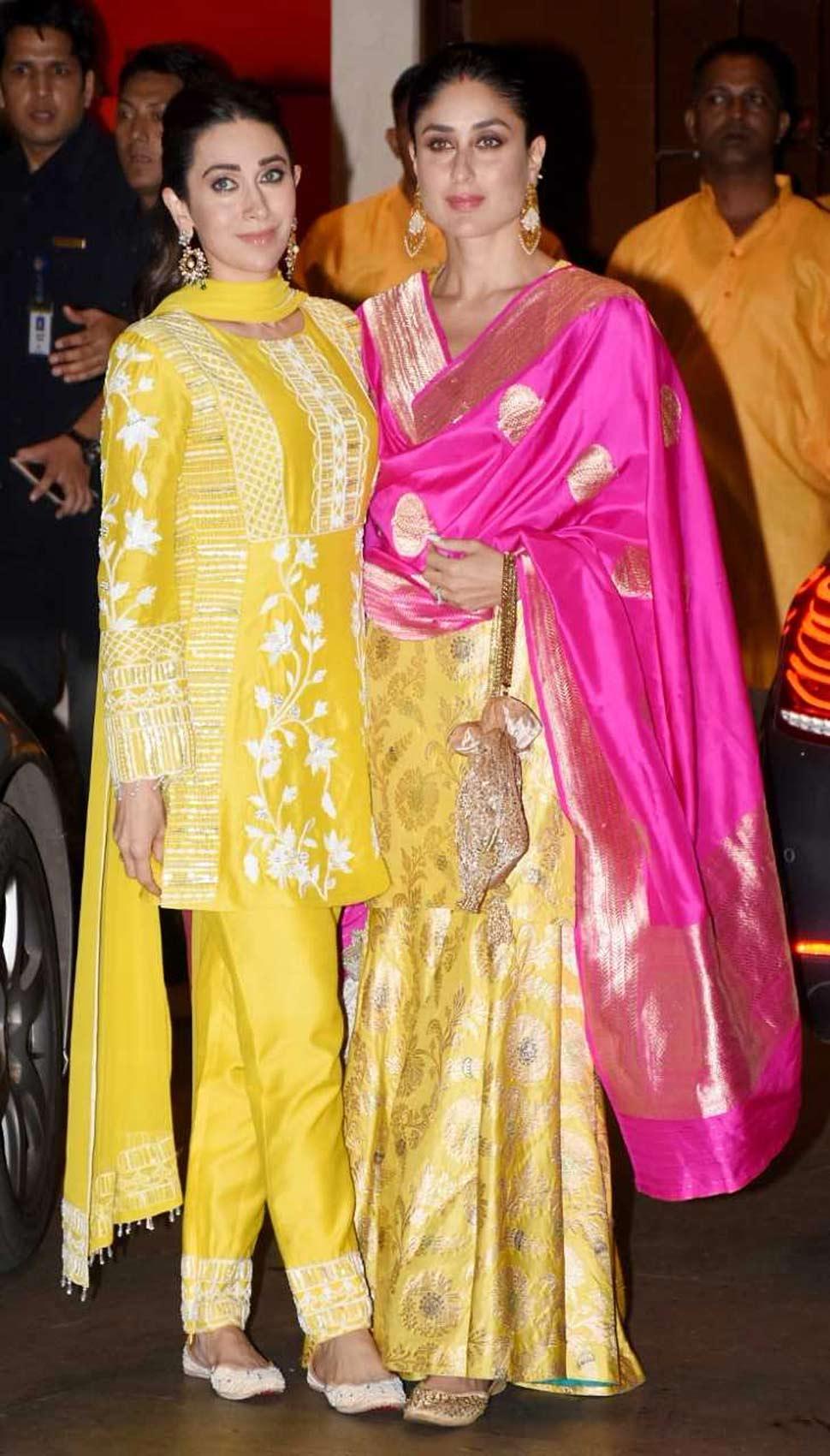 Kapoor Sister Karshima with Kareena