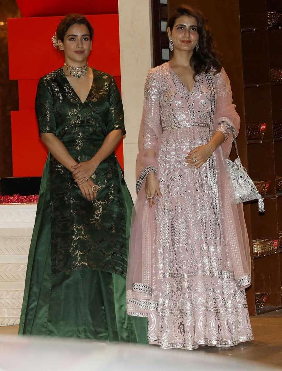 Dangal Girls Sanya with Fatima