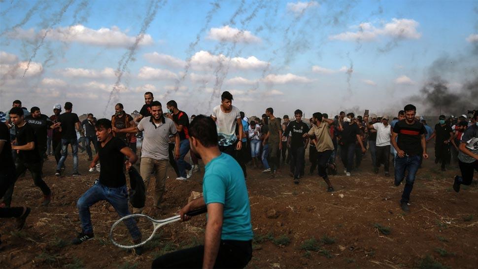 इजरायल के साथ शांति कायम करने के लिए प्रतिबद्ध फिलीस्तीन : राष्ट्रपति अब्बास