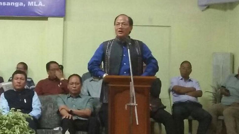 मिजोरम: कांग्रेस की अंतर्कलह आई सामने, गृह मंत्री लाल जिरलियाना ने दिया इस्तीफा