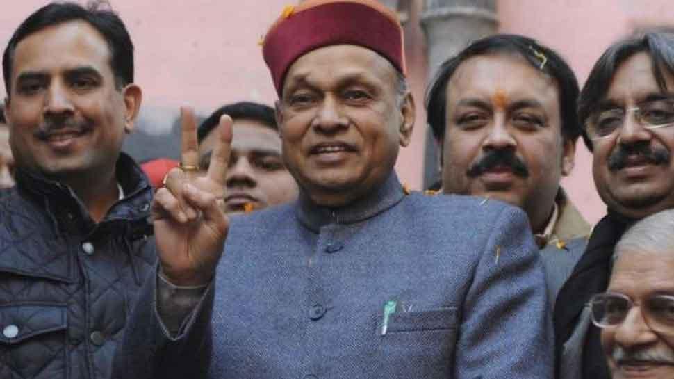 पूर्व सीएम प्रेम कुमार धूमल के खिलाफ आय से अधिक संपत्ति मामले की जांच बंद