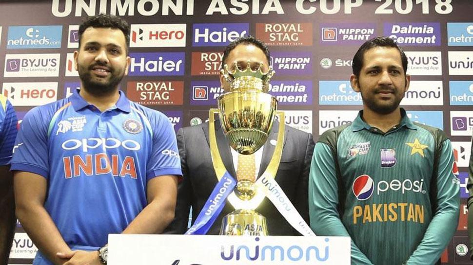 Asia Cup 2018: सालभर बाद भारत के पास आया चैंपियंस ट्रॉफी का बदला लेने का मौका