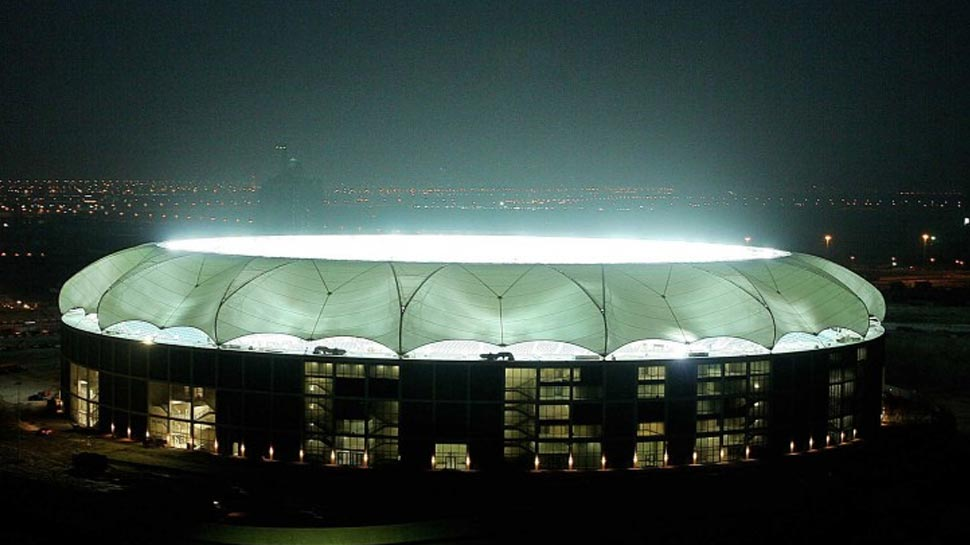 Dubai International Cricket stadium has 350 Flood lights