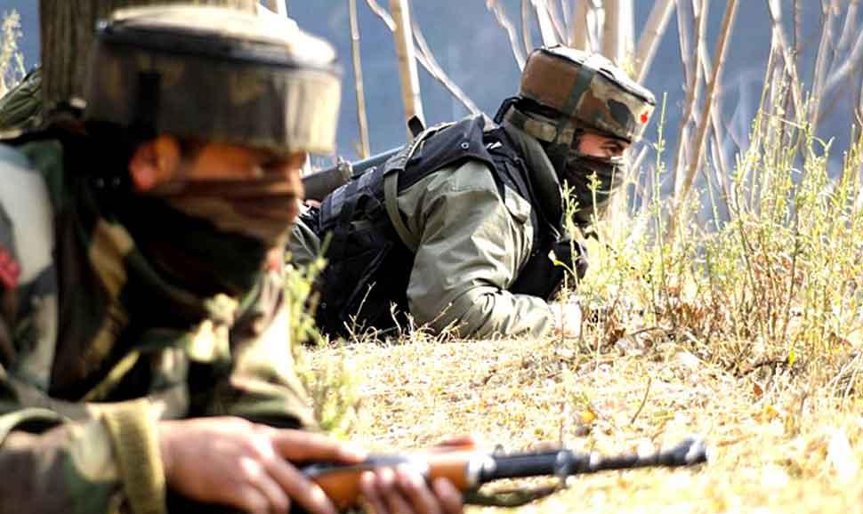 जम्मू कश्मीर : सोपोर में सेना की बड़ी कार्रवाई, लश्कर कमांडर सहित दो आतंकी हुए ढेर
