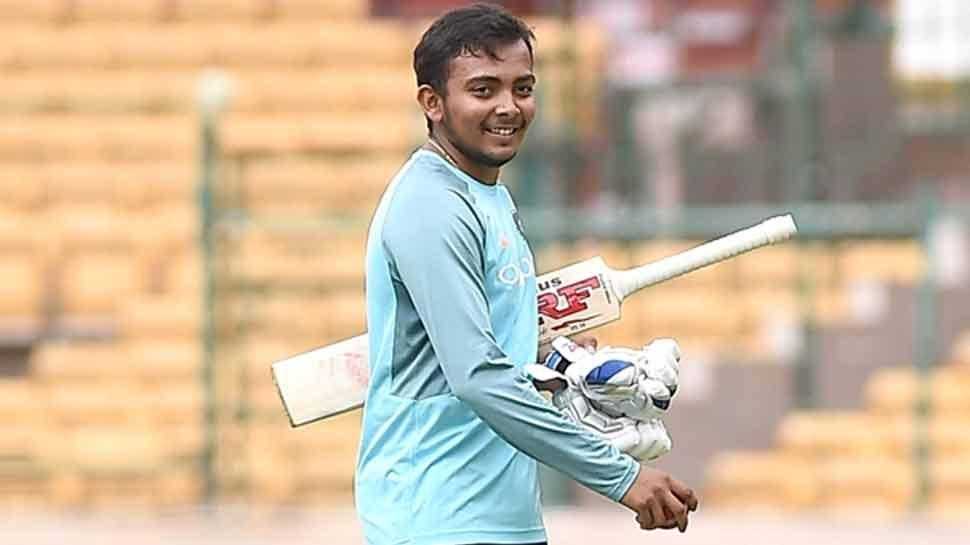 INDvsWI: टीम इंडिया आज साल की पांचवीं ओपनिंग जोड़ी उतारेगी, पृथ्वी शॉ को पहली बार मौका मिलेगा