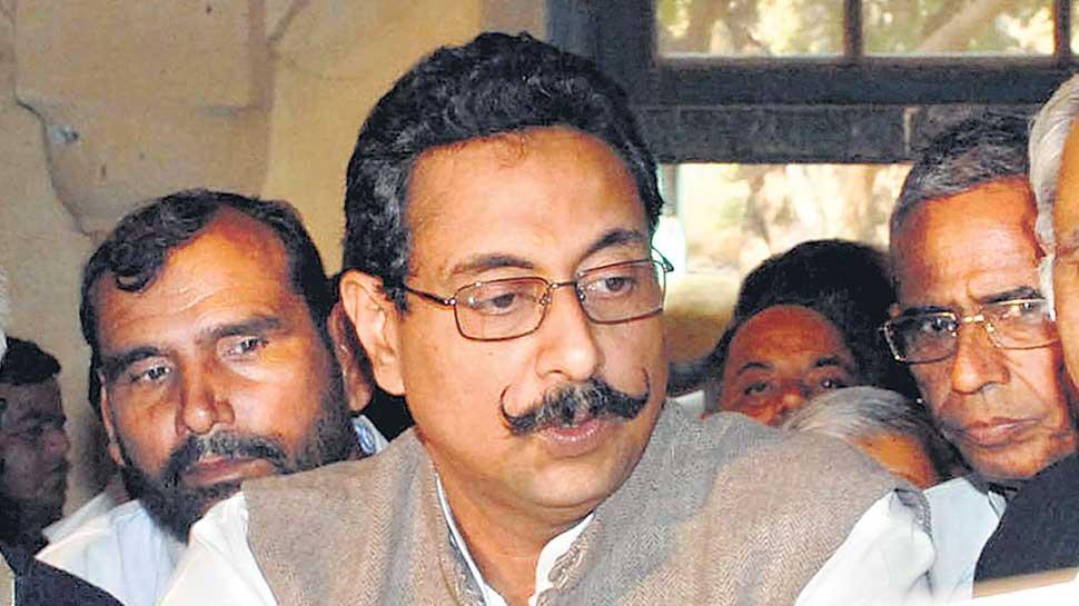राजस्थान: डीग-कुम्हेर विधायक विश्वेन्द्र कांग्रेस से नाराज,छोड़ सकते हैं पार्टी