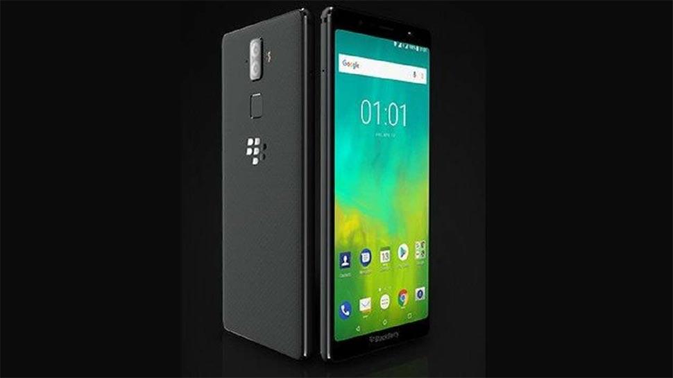 निजी जानकारी छिपाकर रखने वाला Blackberry Evolve स्मार्टफोन 10 अक्टूबर से यहां मिलेगा
