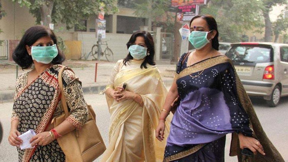 दिल्ली में फिर जहरीली हुई हवा, गुणवत्ता फिर से खराब श्रेणी में पहुंची