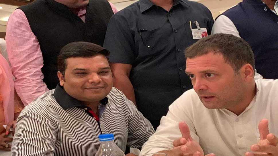 राजस्थान विधानसभा चुनाव 2018: युवा उद्यमियों से बोले राहुल गांधी, 'परिवार पर हमलों से हुआ मजबूत'