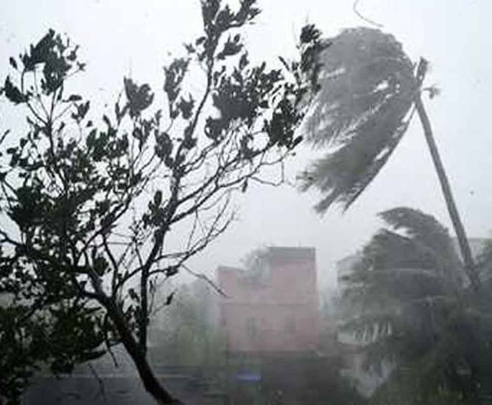 Three lakh people sent to safe places