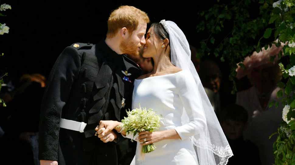 प्रिंस हैरी की शादी में ब्रिटेन के राजपरिवार ने मेहमानो को दिया था फरमान, 'सेनेटरी पेड पहनकर आएं'
