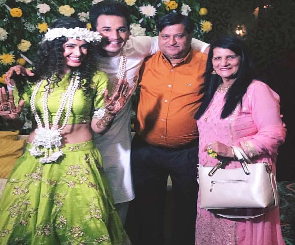 Prince Narula is now engaged to girlfriend Yuvika
