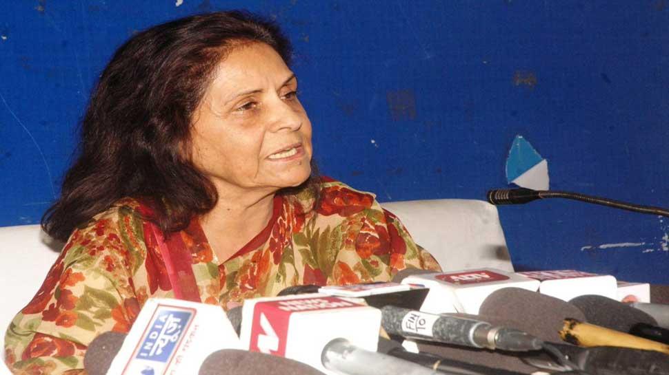 राजस्थान बीजेपी को बड़ा झटका, पूर्व मंत्री उषा पुनिया ने छोड़ी बीजेपी