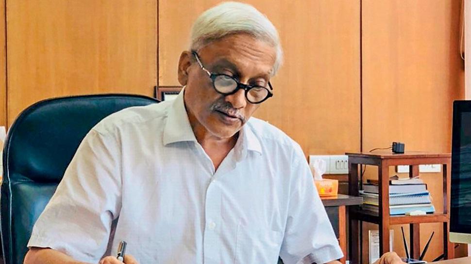 केंद्रीय मंत्री श्रीपद नाइक ने कहा,'दशहरे के बाद कई विभाग छोड़ सकते हैं मनोहर पर्रिकर'