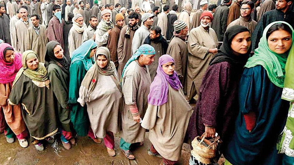 कश्मीर घाटी में निकाय चुनावों के तीसरे चरण में मतदान कल, 40 वार्डों में होगी वोटिंग