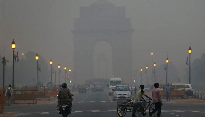 प्रदूषित होने लगी दिल्ली की हवा, केजरीवाल बोले- 'पराली पर पड़ोसी राज्यों ने ठोस कदम नहीं उठाए'